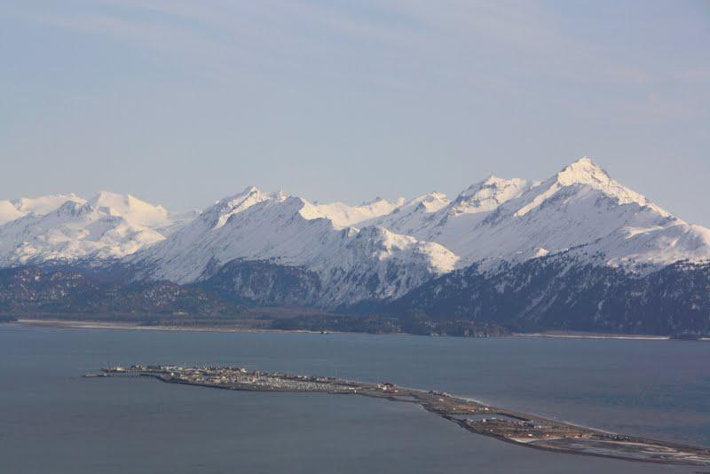 Homer, Alaska, como Ibiza
