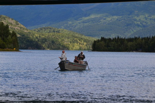 Permisos de pesca en Alaska