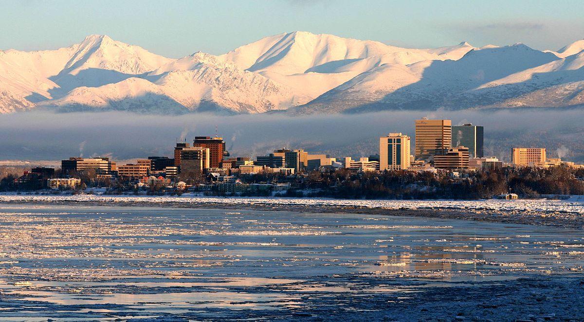 Alaska en la Wikipedia