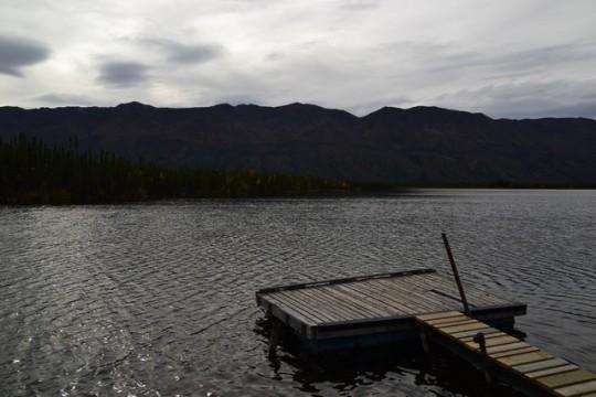 Permisos de pesca en el Yukon