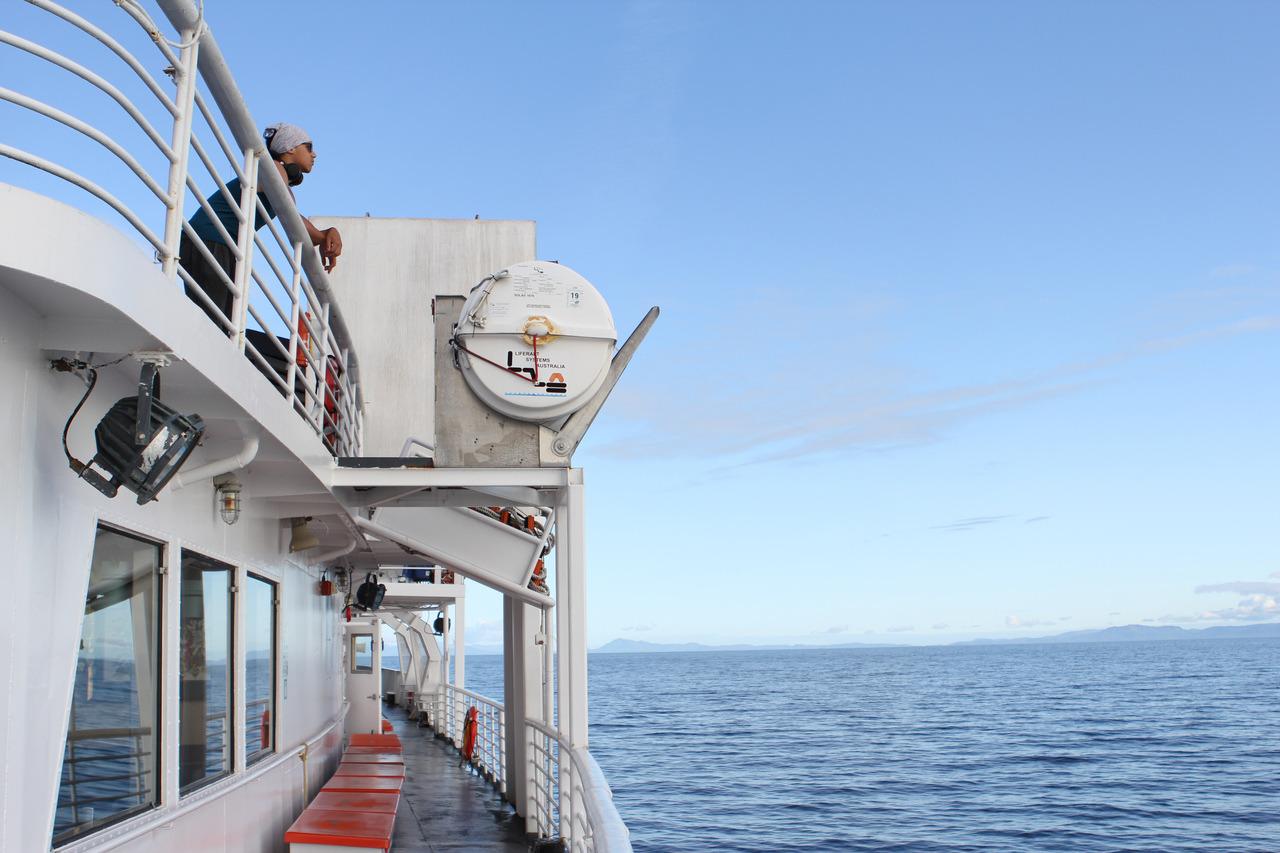 El largo invierno sin ferrys de Cordova