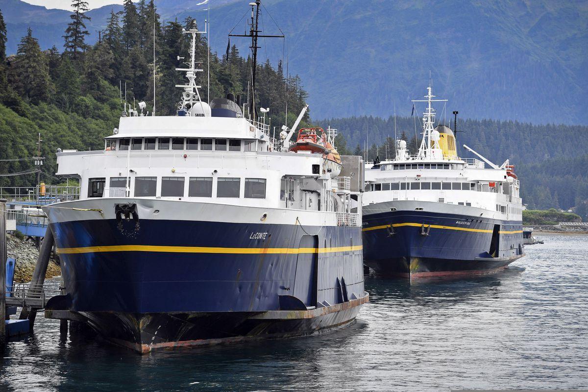 Alaska: ¿Qué pasa con los ferrys?