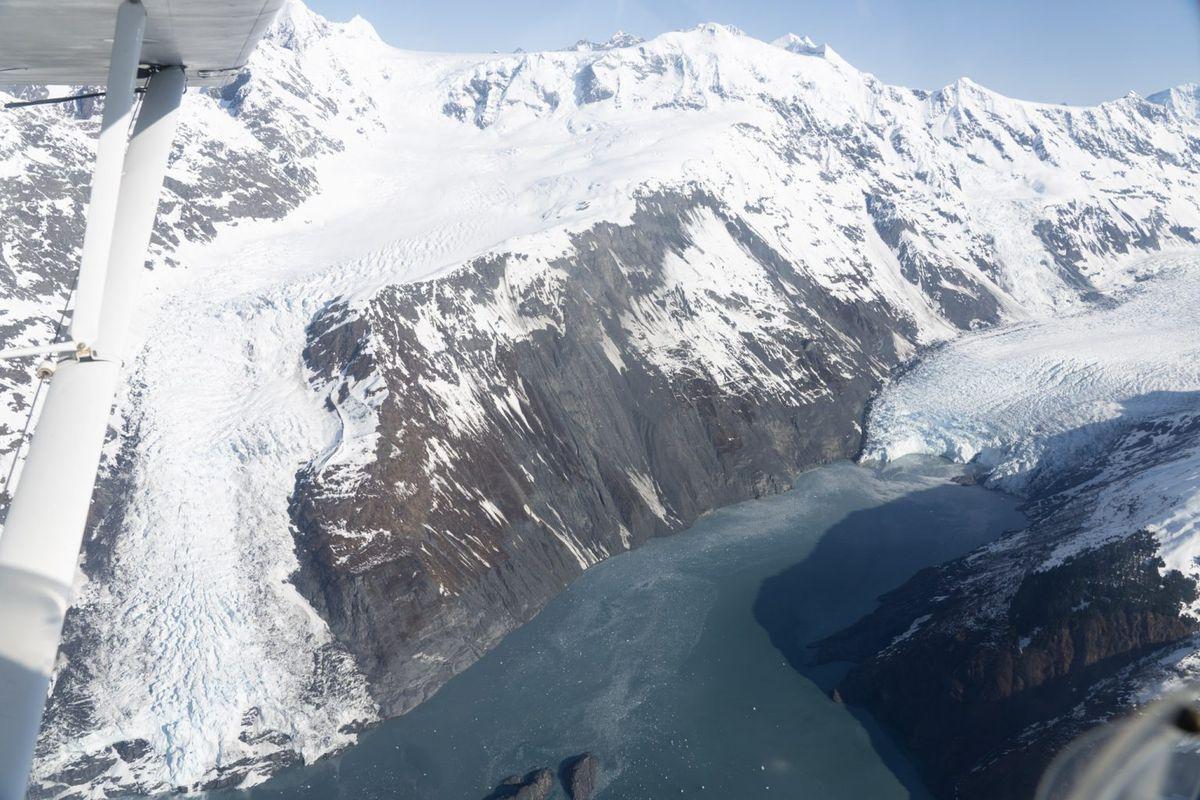 Alerta de Tsunami en el Prince William Sound