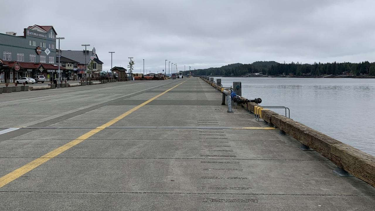 El sureste de Alaska se ahoga sin cruceros