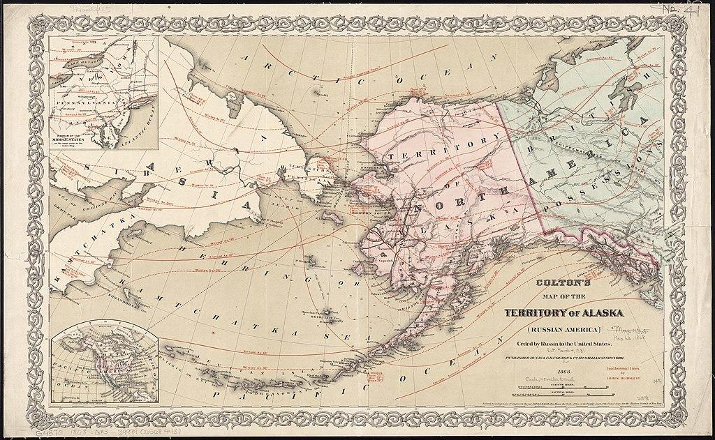 La compra de Alaska