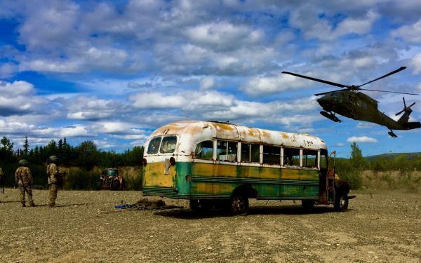 El autobús 142, trasladado a un museo