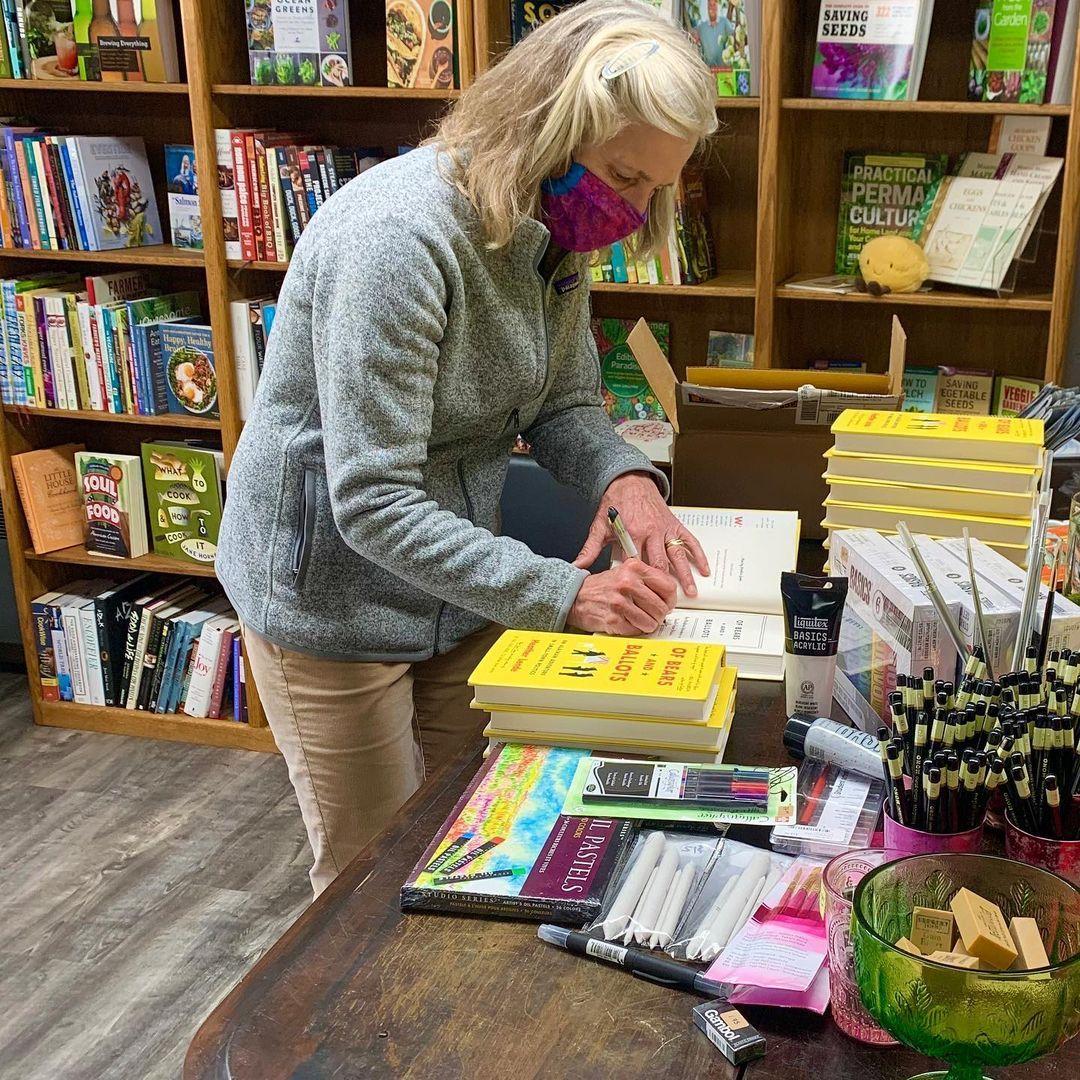 La librería de Haines